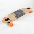 Beta Fish Mini Drop Through Riviera Longboard