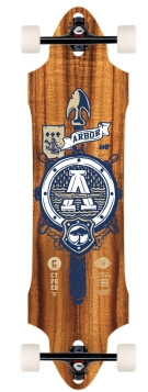 Arbor Longboard Cypher Complete 38'