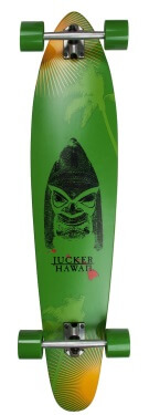Mike Jucker Hawaii Kahuna Freeride Longboard