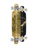 Mission 36 Bamboo Bustin Longboards